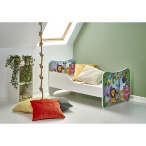 Halmar HAPPY JUNGLE bed