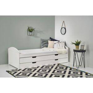Halmar LAGUNA 2 bed white
