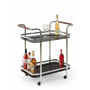 Halmar BAR-7 bar table color: black