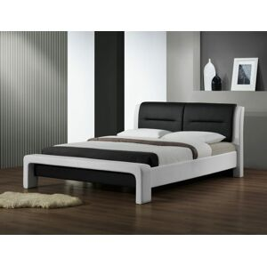 Halmar CASSANDRA bed color: white/black