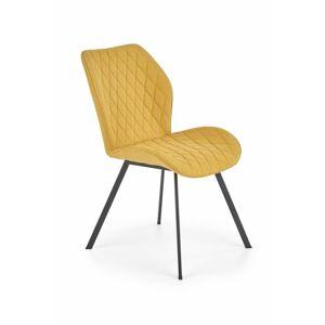 Halmar K360 chair, color: mustard
