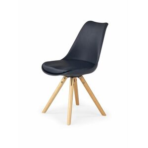 Halmar K201 chair color: black