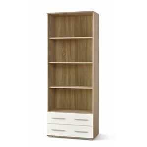 Halmar LIMA REG3, color: sonoma oak / white
