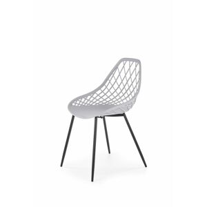 Halmar K330 chair, color: light grey