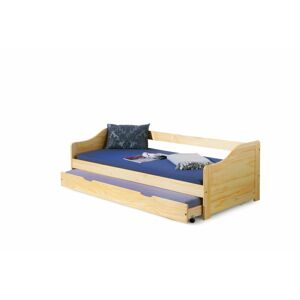 Halmar LAURA bed pine