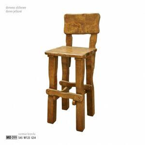 Vysoká židle z olše, MO99