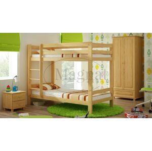 Magnat Patrová postel 90 x 200 cm dub